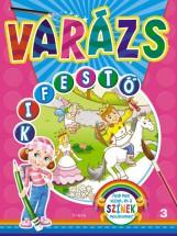 VARÁZS KIFESTŐ 3. - HERCEGNŐK - Ekönyv - TKK