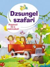 DZSUNGEL SZAFARI - RAGASZD BE A MATRICÁKAT! - Ekönyv - TKK