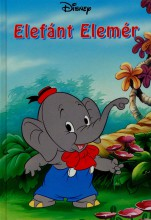 ELEFÁNT ELEMÉR (DISNEY KÖNYVKLUB) - Ekönyv - GELLÉRT PÉTER