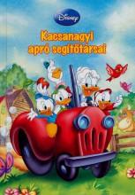 KACSANAGYI APRÓ SEGÍTŐTÁRSAI (DISNEY KÖNYVKLUB) - Ekönyv - MAKAYNÉ FORGÁCS MELINDA
