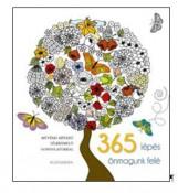365 LÉPÉS ÖNMAGUNK FELÉ - SZÍNEZŐ - Ekönyv - ALEXANDRA KIADÓ