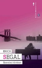 SZERELMI TÖRTÉNET - EURÓPA ZSEBKÖNYVEK - Ekönyv - SEGAL, ERICH
