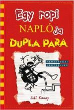 EGY ROPI NAPLÓJA 11. - DUPLA PARA - Ekönyv - KINNEY, JEFF