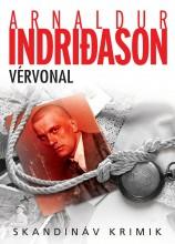 VÉRVONAL - SKANDINÁV KRIMIK - ÚJ BORÍTÓ - Ekönyv - INDRIDASON, ARNALDUR