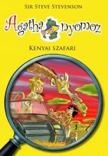 Agatha nyomoz 8.- Kenyai szafari - Ekönyv - Sir Steve Stevenson