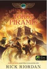 A VÖRÖS PIRAMIS - A KANE-KRÓNIKÁK 1. - Ekönyv - RIORDAN, RICK