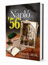NAPLÓ '56. - ÚJSÁGOK, UTCÁK, EMBEREK - Ekönyv - TATÁR IMRE