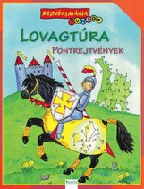 REJTVÉNYMÁNIA JUNIOR - LOVAGTÚRA - Ekönyv - DI-454207
