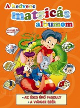 A KEDVENC MATRICÁS ALBUMOM - NARANCS - Ekönyv - PRO JUNIOR