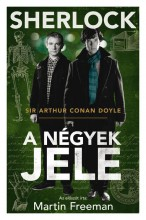 A NÉGYEK JELE - FILMES BORÍTÓ - Ekönyv - DOYLE, ARTHUR CONAN SIR