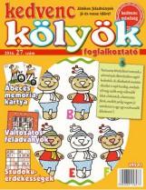 KEDVENC KÖLYÖK FOGLALKOZTATÓ 27. - Ekönyv - CSOSCH BT.