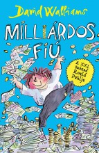 MILLIÁRDOS FIÚ (A XXI. SZÁZAD ROALD DAHLJA) - Ekönyv - WILLIAMS, DAVID