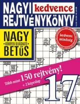 NAGYI KEDVENCE REJTVÉNYKÖNYV 17. - Ekönyv - CSOSCH BT.