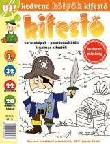 KEDVENC KÖLYÖK KIFESTŐ 3. 2016/3. - Ekönyv - CSOSCH BT.