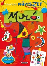 Matricás művészet - Miró - Ekönyv - NAPRAFORGÓ KÖNYVKIADÓ