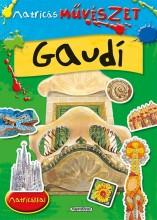 Matricás művészet - Gaudi - Ekönyv - NAPRAFORGÓ KÖNYVKIADÓ