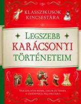 LEGSZEBB KARÁCSONYI TÖRTÉNETEIM - Ekönyv - ALEXANDRA KIADÓ