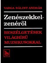 Zenészekkel zenéről - Ekönyv - Varga Bálint András