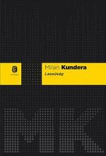 LASSÚSÁG (ÚJ, FEKETE-SÁRGA) - Ekönyv - KUNDERA, MILAN