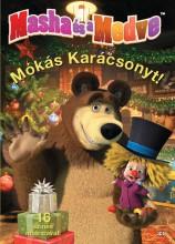 MASHA ÉS A MEDVE - MÓKÁS KARÁCSONYT! - Ekönyv - JCS MÉDIA KFT