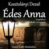 ÉDES ANNA - HANGOSKÖNYV - Ekönyv - KOSZTOLÁNYI DEZSŐ