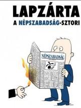 LAPZÁRTA - A NÉPSZABADSÁG-SZTORI - Ekönyv - NORAN LIBRO