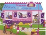 PRINCESS TOP - HORSES: A FUNNY DAY (BLUE) - Ekönyv - NAPRAFORGÓ KÖNYVKIADÓ