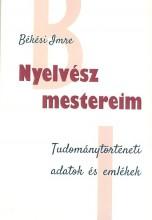 NYELVÉSZ MESTEREIM - Ekönyv - BÉKÉSI IMRE