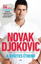 A GYŐZTES ÉTREND - Ekönyv - DJOKOVIC, NOVAK
