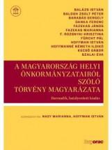 A MAGYARORSZÁG HELYI ÖNKORMÁNYZATAIRÓL SZÓLÓ TÖRVÉNY MAGY.(3. HATÁLYOS KIADÁS) - Ekönyv - HVG ORAC LAP- ÉS KÖNYVKIADÓ KFT.