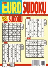 EURO SUDOKU 2016/6. - Ebook - CSOSCH BT.