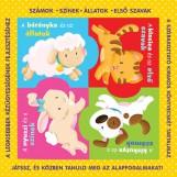 PUZZLE-KÖNYVEK - ÁLLATOK (4DB KÖNYV DOBOZBAN) - Ekönyv - TÜNDÉR KÖNYVKIADÓ / STUDIUM PLUSZ KIADÓ