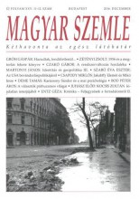 MAGYAR SZEMLE - 2016. DECEMBER - Ekönyv - MAGYAR SZEMLE