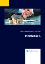 Ingatlanjog I. - Ebook - Wolters Kluwer