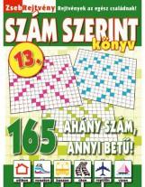 ZSEBREJTVÉNY SZÁM SZERINT KÖNYV 13. - Ekönyv - CSOSCH BT.