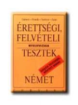 FELVÉTELI TESZTEK-NÉMET - Ekönyv - EINHORN-PETNEKI-SZABLYÁR-ZALÁN