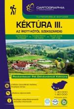 KÉKTÚRA III. - AZ ÍROTT-KŐTŐL SZEKSZÁRDIG - TURISTAKALAUZ - Ekönyv - CARTOGRAPHIA