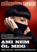 AMI NEM ÖL MEG - Ebook - LAGERCRANTZ, DAVID