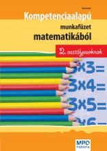 KOMPETENCIA ALAPÚ MF. MAT. 2. OSZTÁLYOSOKNAK - Ekönyv - SÜTŐ KATALIN