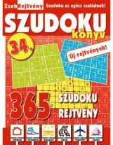 ZSEBREJTVÉNY SZUDOKU KÖNYV 34. - Ekönyv - CSOSCH BT.