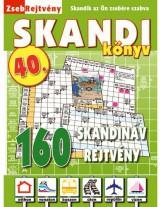 ZSEBREJTVÉNY SKANDI KÖNYV 40. - Ekönyv - CSOSCH BT.