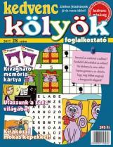 KEDVENC KÖLYÖK FOGLALKOZTATÓ 28. - Ekönyv - CSOSCH BT.