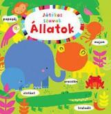 ÁLLATOK - JÁTÉKOS SZAVAK - Ekönyv - CENTRAL MÉDIACSOPORT (SANOMA)