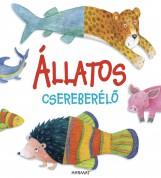 ÁLLATOS CSEREBERÉLŐ - Ekönyv - WRIGHT, SALLY ANN - KÁLLAI NAGY KRISZTIN