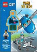 FELSZÁLLÁS! - LEGO CITY - AJÁNDÉK MINIFIGURÁVAL - Ekönyv - MÓRA KÖNYVKIADÓ