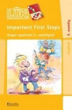 IMPORTANT FIRST STEPS - ANGOL NYELVTAN 5. OSZTÁLYTÓL (LÜK) - Ekönyv - LDI-321
