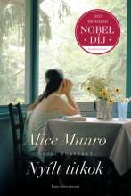 Nyílt titkok - Nyolc történet - Ekönyv - Alice Munro