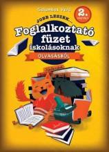 Jobb leszek... - Jobb leszek olvasásból, második osztályosoknak - Foglalkoztató füzet iskolásoknak - Ekönyv - GALAMBOS VERA