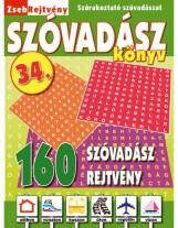 ZSEBREJTVÉNY SZÓVADÁSZ KÖNYV 34. - Ekönyv - CSOSCH BT.