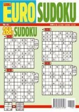 EURO SUDOKU 2017/1. - Ekönyv - CSOSCH BT.